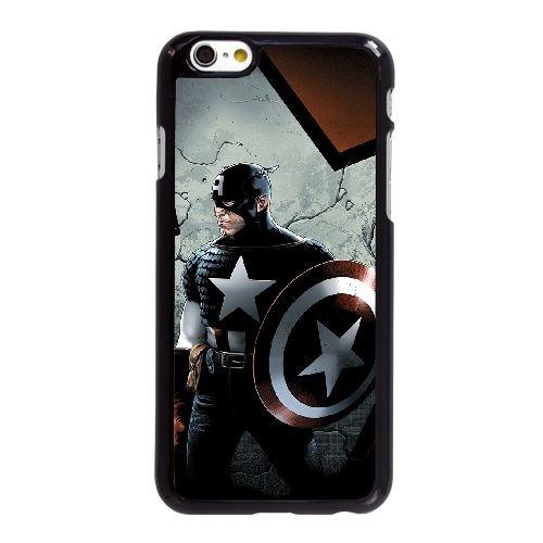 Capitaine Americ TC86MD3 coque iPhone 6 6S plus 5.5 Inch cas de téléphone portable coque J4OR5W8EG