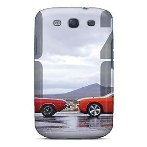 Excellent Design Dodge Challenger 70 Ans 09 Phone Case For Galaxy S3 Premium Tpu Case