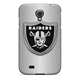 New Oakland Raiders Tpu Case Cover, Anti-scratch YYANT6667dHuzq Phone Case For Galaxy S4