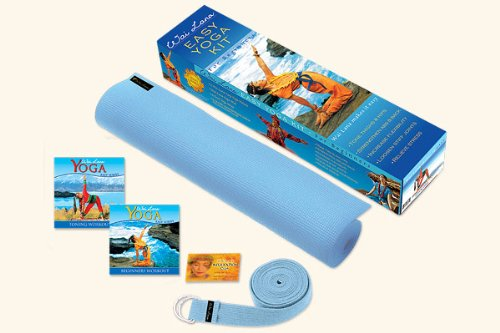 Wai Lana Easy Yoga Kit with DVDs