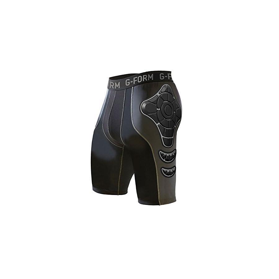 G Form Pro X Black/Grey Shorts