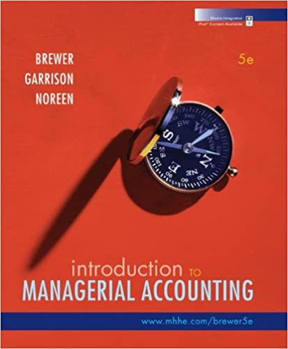 Pdf accounting introduction edition managerial 5th to