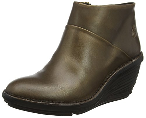 Sipi670fly Olive Fly London Marrone Donna Stivali wwZBq4