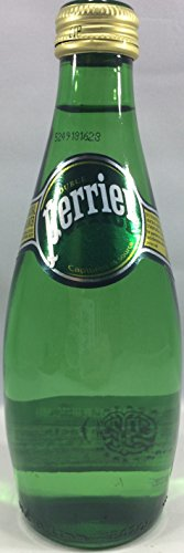 Perrier Original Sparkling Water, 11 Ounce - 24 per case.