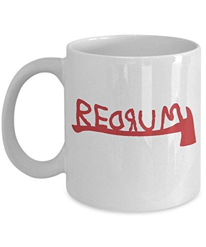REDRUM - Coffee Mug Tea Cup 11 oz. - The Shining Coffee Mug