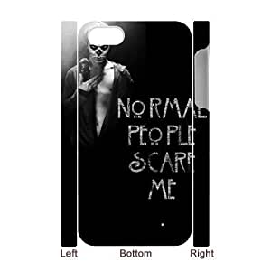 American Horror Story Unique Design 3D Cover Case for iPhone 5ccustom cover case ygtg-770693
