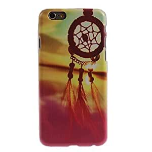 JOE Wind Chime in the Beautiful Sunset Pattern Hard Case with Matte Back Cover for iPhone 6