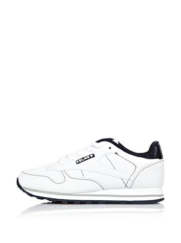 Kelme 52186, Chaussures Mixte Adulte, Coloris Assortis Blanc/bleu marine