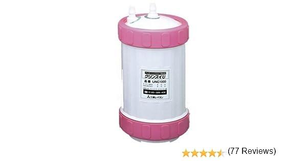 unc1000 Handy láser replacement-type purificador de agua bajo fregadero CLEANSUI rayón (importación de Japón): Amazon.es: Hogar