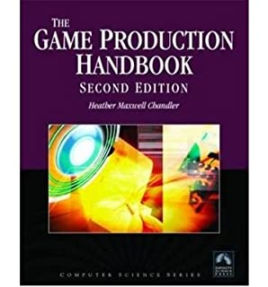 The game production handbook 9781934015407 computer science books the game production handbook fandeluxe Image collections