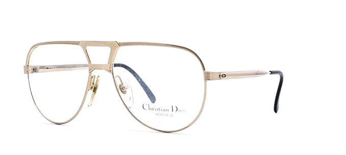 8c0e080e374 Christian Dior - Montures de lunettes - Homme Or Doré  Amazon.fr ...