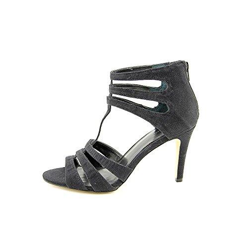 Style & Co. - Sandalias de vestir para mujer negro brillante