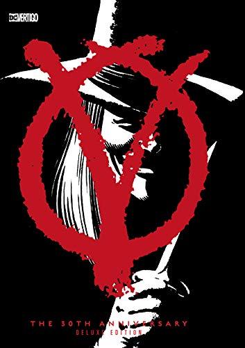 V for Vendetta 30th Anniversary Deluxe Edition -