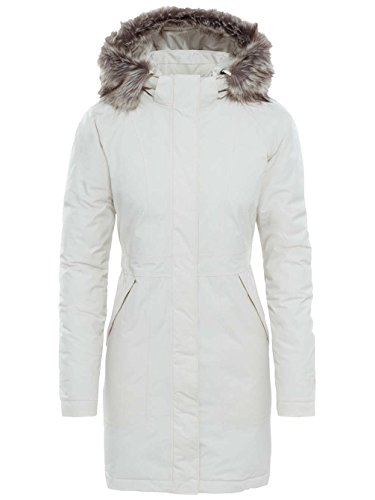 THE NORTH FACE Women's W Arctic Parka vintage white