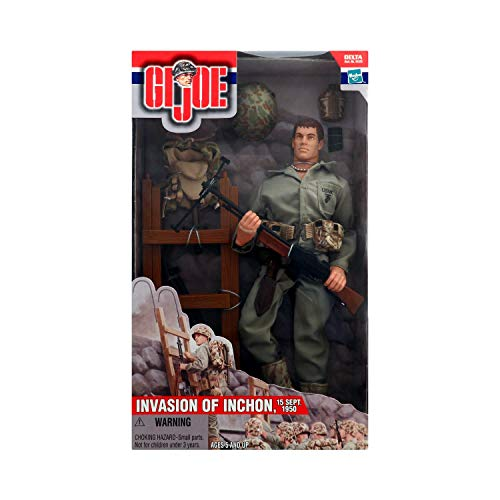 "G.I. Joe Invasion of Inchon, 15 Sept. 1950 12"" Action for sale  Delivered anywhere in USA"