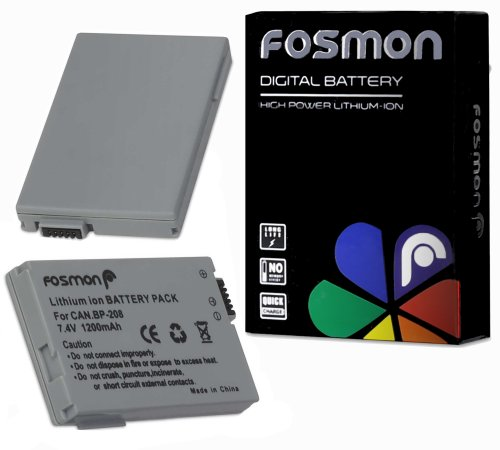 fosmon-bp-208-1200mah-replacement-battery-pack-for-canon-dc20-dc22-dc40-dc50-dvd-dc100-dc210-dc220-d