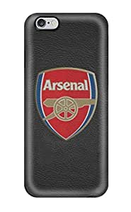 Fashionable Style Case Cover Skin For Iphone 6 Plus- Arsenal Vs Stoke