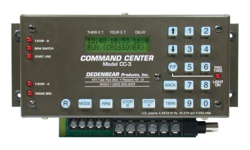 Dedenbear Products CC3 Command Center Super Delay - Delay Dedenbear Box