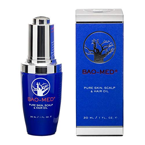 Therapro BAO-MED Pure Skin, Scalp and Hair Oil - 1oz New! by Bao-Med