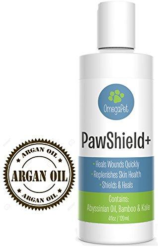 Dog Paw Balm, Paw and Nose Balm for Dogs that Heals 3x Faster than Creams, Paw Soother Serum for Rapid Healing of Dry Cracked Noses and Paws, Perfect for Heat and Snow + Ice Protection