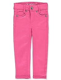 Pink Velvet Baby Girls' Stretch Twill Jeans