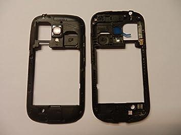 Medio Marco para Samsung Galaxy S3 Mini i8190 Carcasa ...