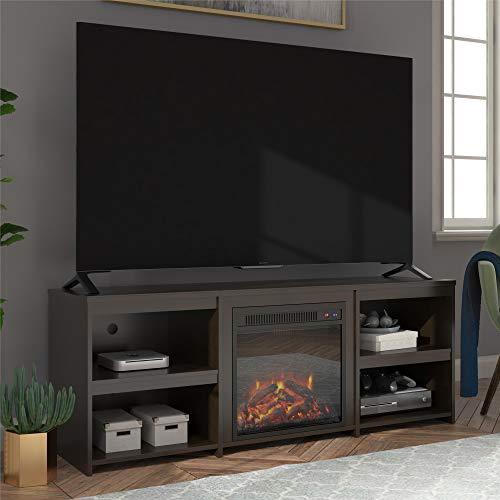 Cheap Ameriwood Home 8868800COM Alan View Fireplace 65