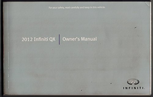 2012-infiniti-qx56-owners-manual-set-with-navigation-manual