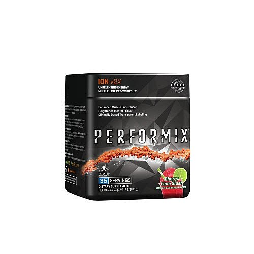 Performix ION v2X Cherry Lime Slush 35 Servings