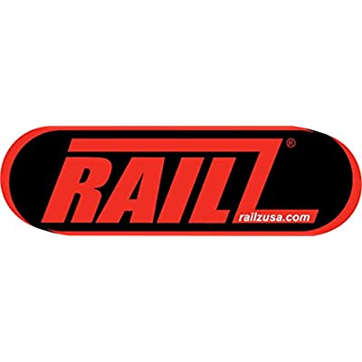 Railz Original Snow Sled Ski Scooter Kit for All Ages. Youth/Adult Ski Kit for Snow Kick & Ski Skooters. Turn Your Favorite Street Kick Scooter into a Snow Scooter. (RED) : Sports & Outdoors