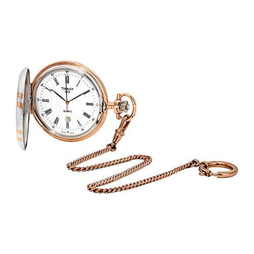 Tissot T-Pocket White Dial Men's Watch T862.410.29.013.00 ()