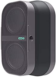 POW Mo Collapsible Magnetic Bluetooth Speaker - 8-Hour Playtime, 10W & 100ft Range | Wireless Stereo Pairi