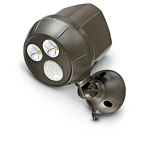 Mr. Beams Wireless Motion Sensor Ultra Bright LED Spotlight