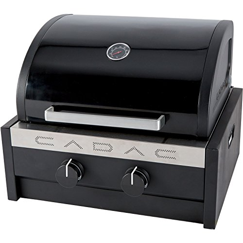 CADAC 98700-25-04-US Tailgater Chef Grilling, Black | Gas Barbeque Reviews