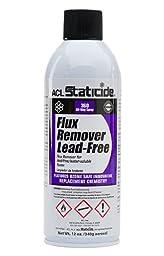 ACL Staticide 8622 Flux Remover Lead-Free, Aerosol, 12 oz.