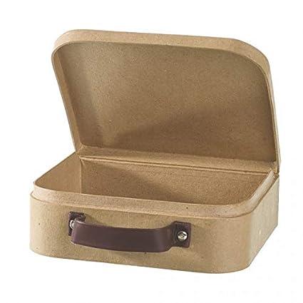 Efco tipo caja de cartón, maletín, 21 x 17,5 x 6,5 cm ...