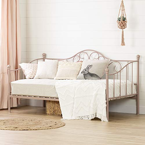 (South Shore 12165 Lily Rose Twin Metal Daybed (39