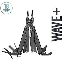 Leatherman - Wave Plus Multitool, Black