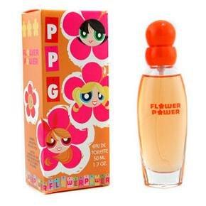 Powerpuff Girls Flower Power By Warner Bros For - Powerpuff Girls Perfume