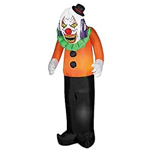Inflatable Clown Mens Costume – Costume Zoo |Halloween Clown Inflatables
