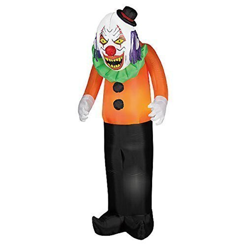 Scary Clown Airblown Inflatable