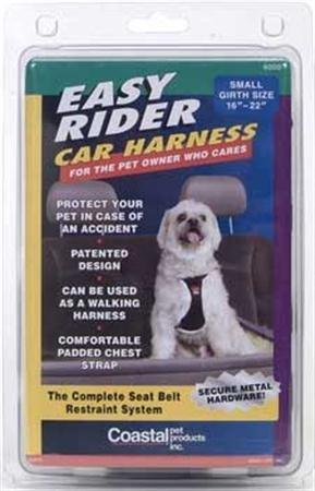 Coastal Pet SM BLK Car Harness