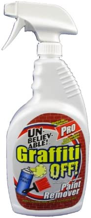[해외]Unbelievable Pro Graffiti Off 32 Oz / Unbelievable Pro Graffiti Off, 32 Oz