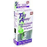 Tag Away- Skin Tag Remover: All Natural with Thuja Occidentalis Homeopathic, Non-irritating, All Skin Types, Easy and Fast Acting