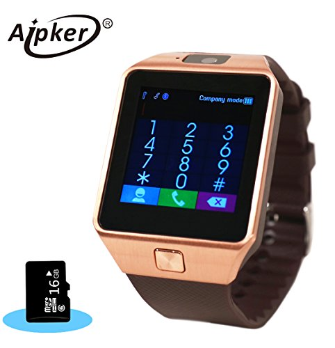 aipker-156-inch-bluetooth-smartwatch-with-16gb-tf-card-for-android-smart-watch-phones-golden