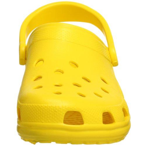 Amarillo Classic Zuecos Crocs Adulto Unisex w0HqIq84