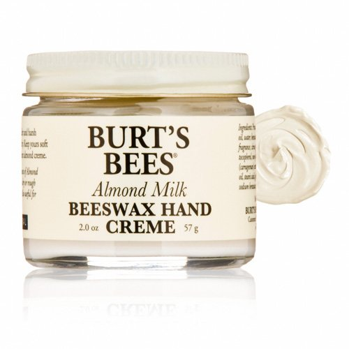 Burts Bees Almond Milk Beeswax Hand Creme, 2 oz