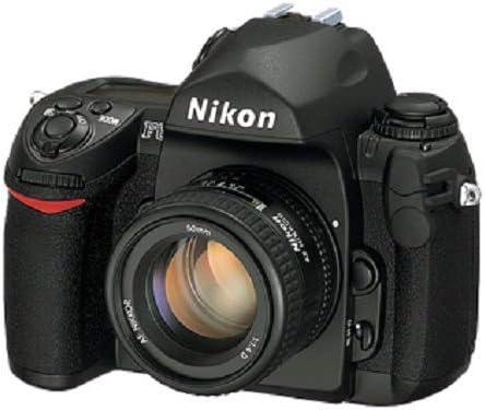 Nikon FAA410NA - Cámara réflex analógica, Color Plateado: Amazon ...