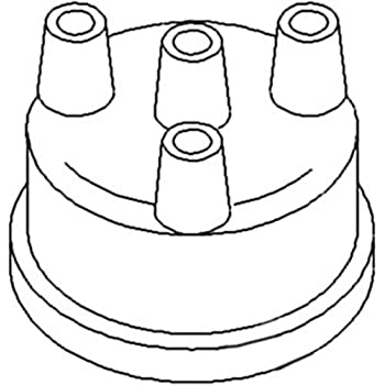 Amazon Com All States Ag Parts Distributor Cap John Deere Gw Aw Gm