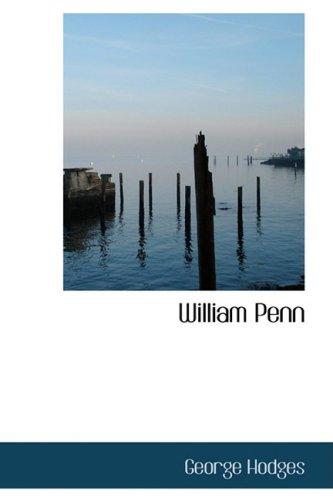 Download William Penn pdf epub